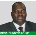 Prof S. E. Iyuke
